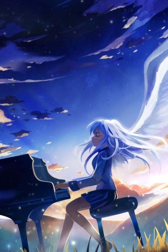 Angel BeatsKanade Tachibana640x960 14