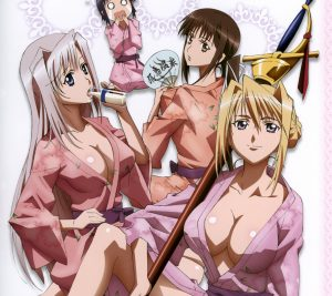 Princess Lover Anime Wallpapers 2160x1920 2160x3840 For Android And Iphone