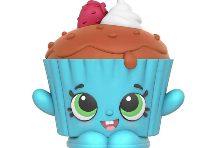 Shopkins Cupcake Chic Chase Figure Kawaii Panda Making Life