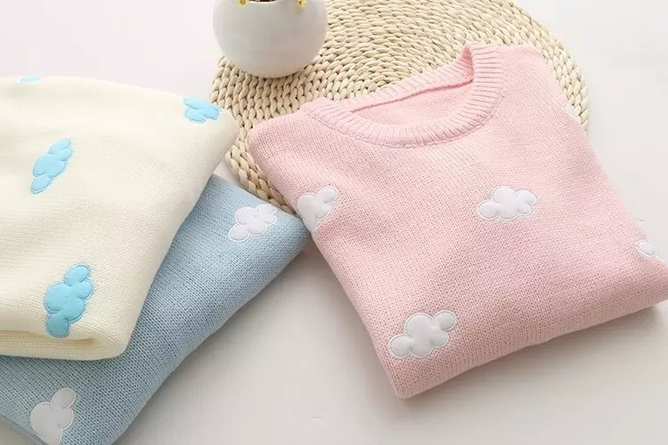 Sweater Sweet Cloud Beige Pink