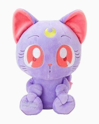 Plush Luna Cat Sailor Moon