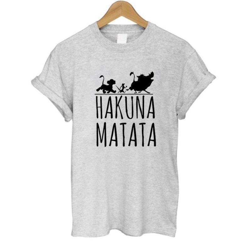 Camiseta Hakuna Matata El Rey León 4