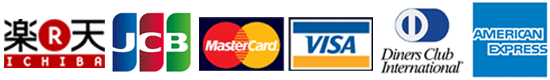 Cash payment and credit cards are available at the store