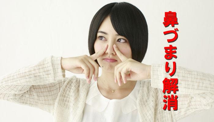 アレルギー性鼻炎の鼻づまりを改善する漢方薬