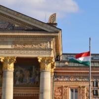 Pontos históricos em Budapeste