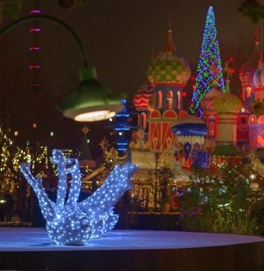 Feira de natal no Tivoli é sem dúvidas a mais linda de todas que fui na europa!