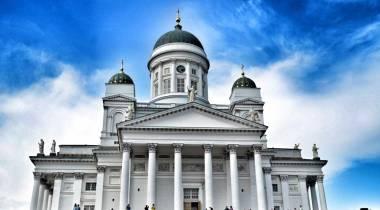 Viajar para Helsinque