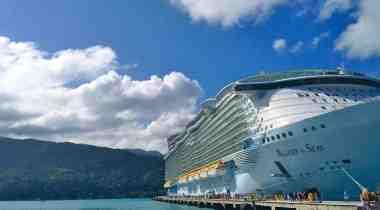 Cruzeiro Caribe: Uma viagem de luxo no Allure of the seas