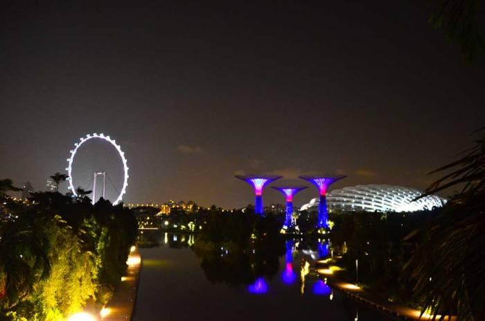 Passeios para casais em Singapura