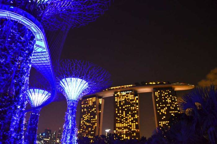 Atrações turísticas em Singapura