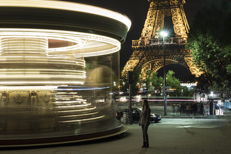 Onde ir em Paris a noite