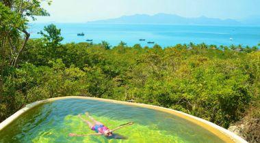 Ninh Van Bay, Vietnã na Asia