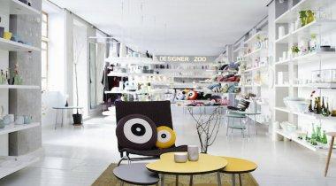 Lojas de Design em Copenhagen