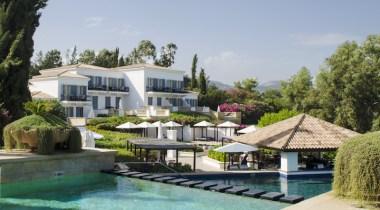 Hotéis de luxo na Europa