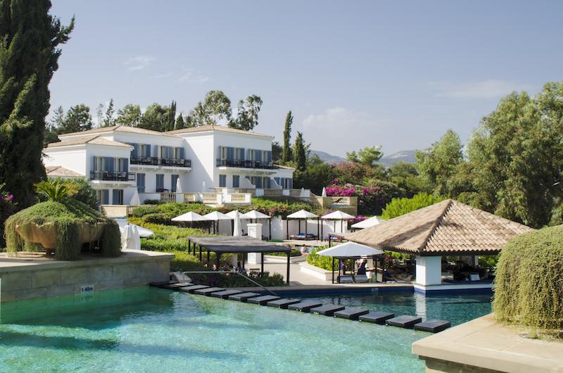 Hotéis de luxo no Chipre