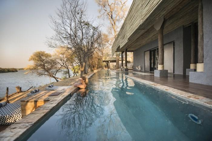 Viagem de luxo para o Zimbábue