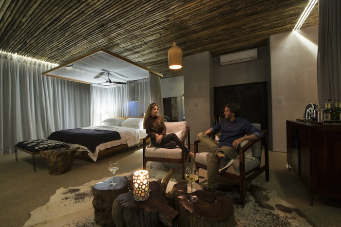 Viagem romântica no Zimbábue