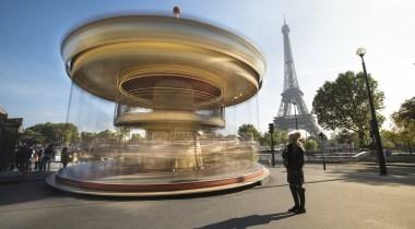 Paris com crianças e adolescentes