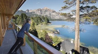 hotel de luxo em Bariloche