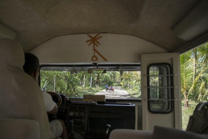 Transporte entre as ilhas nas Filipinas
