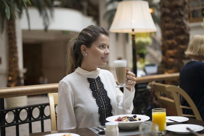 Melhores cafés da manha em Londres