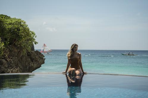 hotel de luxo em Boracay