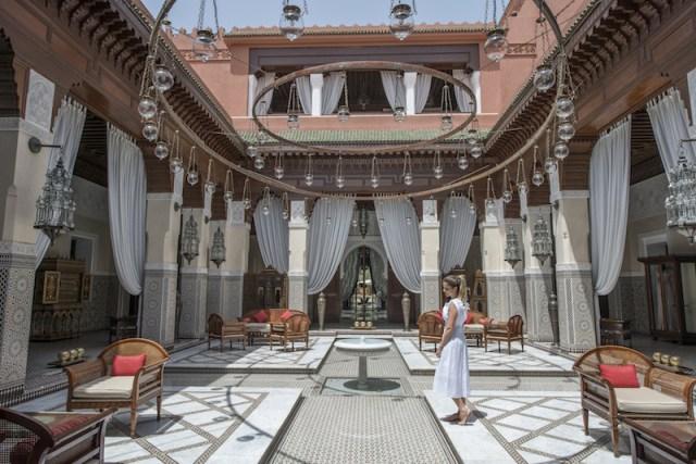 melhor época pra viajar pra Marrakech