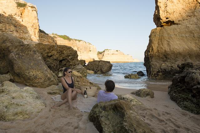 lua de mel em Portugal
