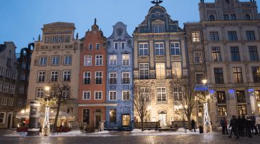 roteiro de 2 dias em Gdansk na Polônia