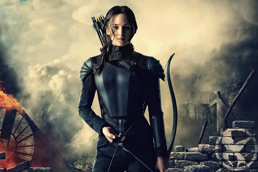War Is Peace A Review Of Emthe Hunger Games Mockingjay