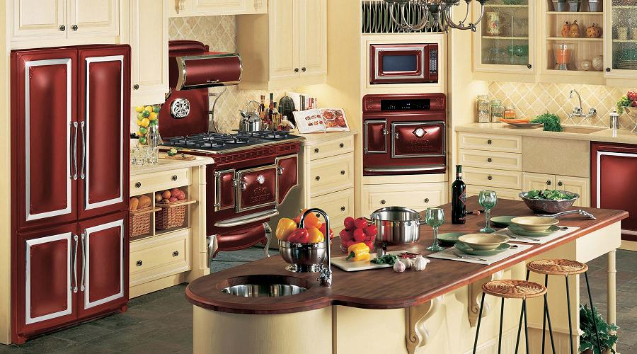 retro styled appliances offer