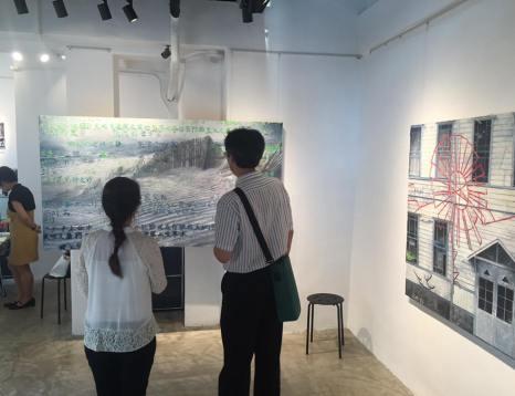 ginza-retro-gallery-MUSEE(ミュゼ)-hirashitaeri-talk