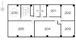 ネットワークビル花園206