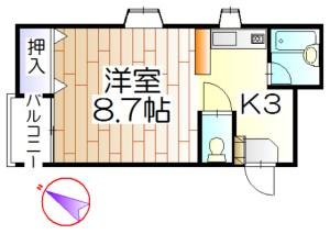 N-ハウス105間取り図