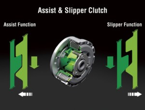 Ninja-slipper-clutch compare to assist