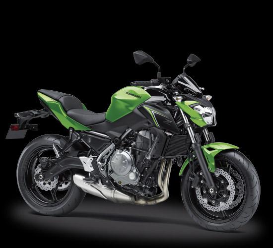 Harga promo terbaru Kawasaki Z 650