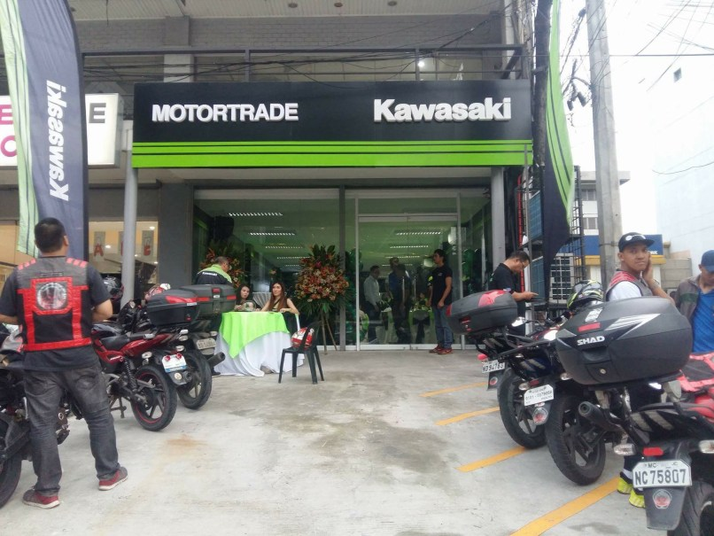 Motortrade Quezon Avenue Kawasaki Leisure Bikes Newest Hub