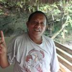 Our tour guide kawasan falls