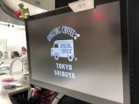 渋谷Parcoのアメージングコーヒー