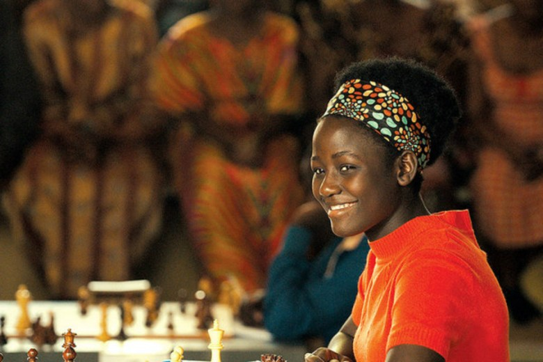 Madina Nalwanga appears in a scene from 'Queen of Katwe