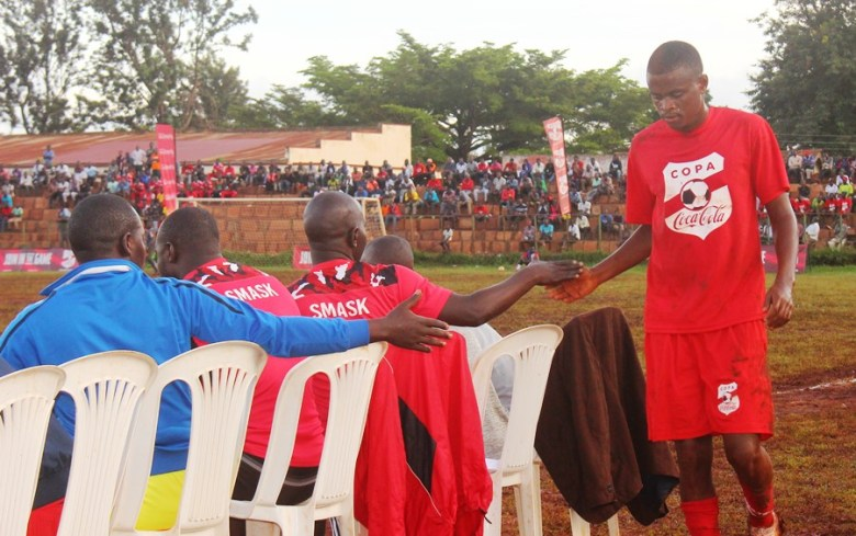 Midfielder Bobosi Byaruhanga played 20 out of 25 matches for Vipers on his debut outing in the Uganda Premier League