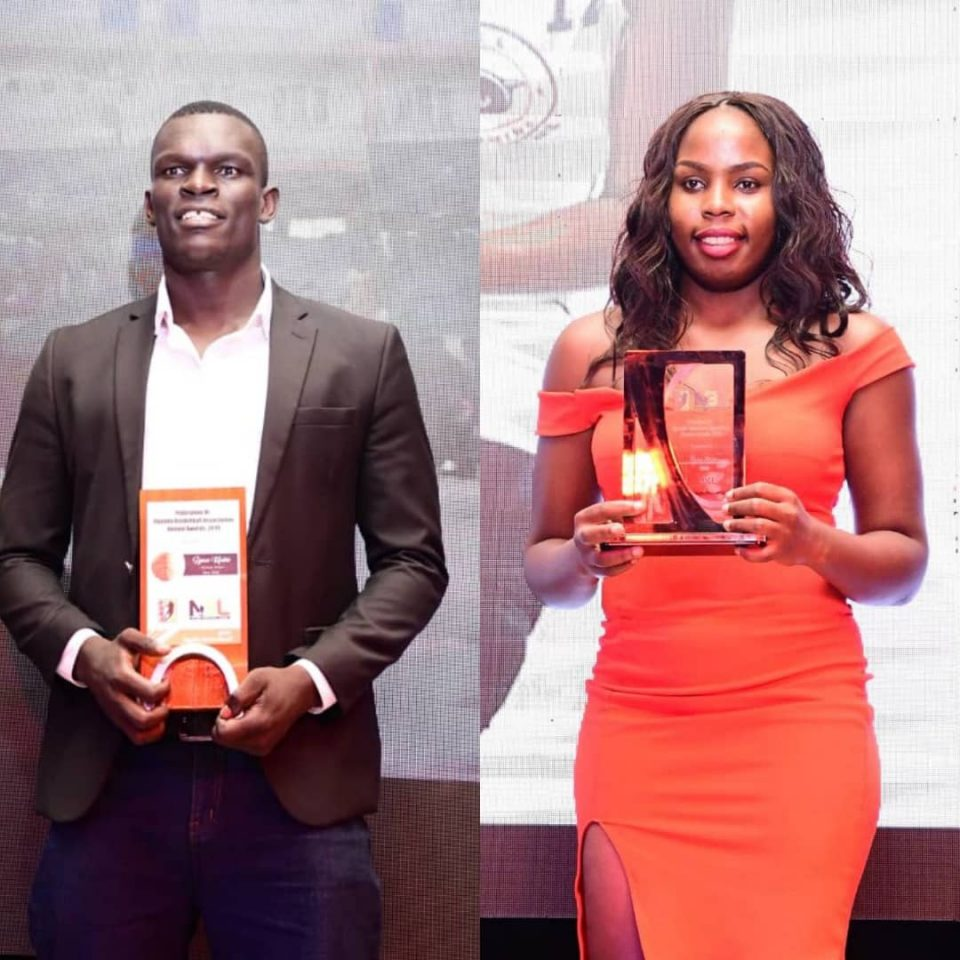 Okello, Akello Win Top Gongs At FUBA Awards