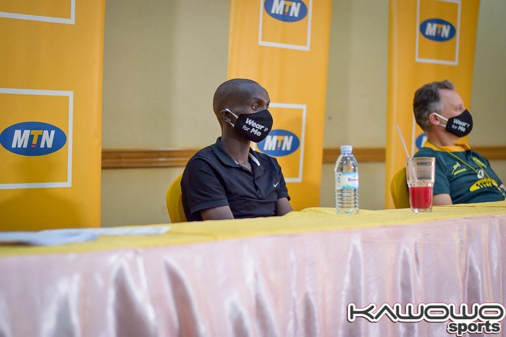 MTN hands out symbolic prizes to Joshua Cheptegei for new 5000M World Run Milestone 2 MUGIBSON WRITES