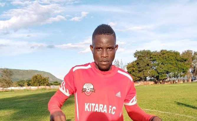 Left back Kitabalwa, forward Oloro sign two years at Onduparaka