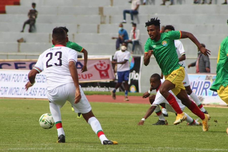 Habesha derby records six-goal stalemate in Bahir Dar   CECAFA Challenge Cup