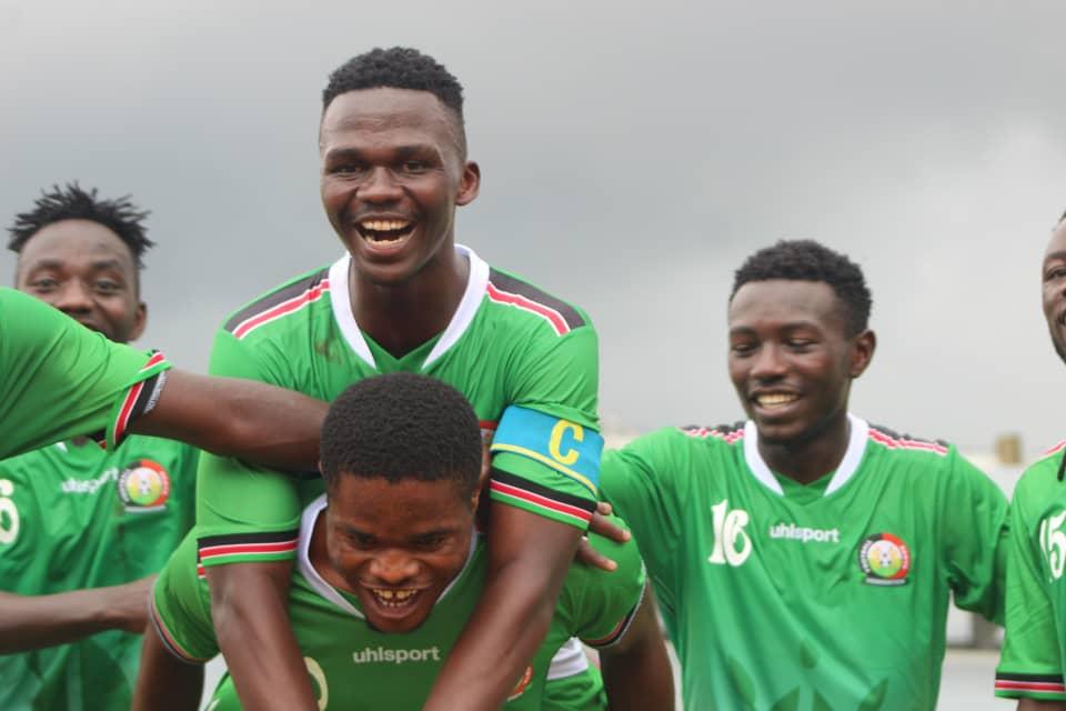 Kenya beat South Sudan, progress to semi-finals   CECAFA U-23 Challenge Cup