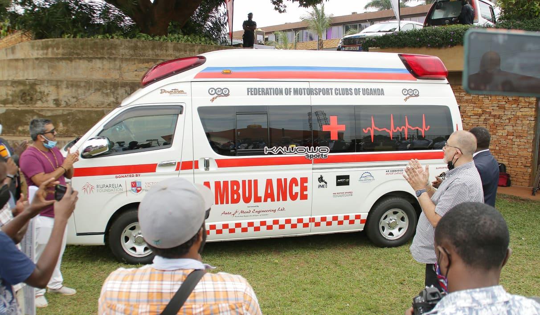 FMU secures Ambulance, Rally Clocks