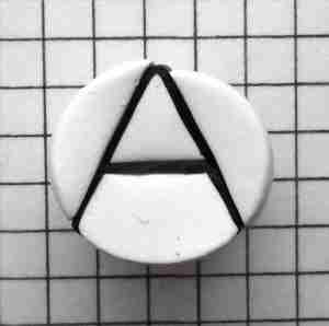 step by step tutorial: polymer clay alphabet cane - letter A