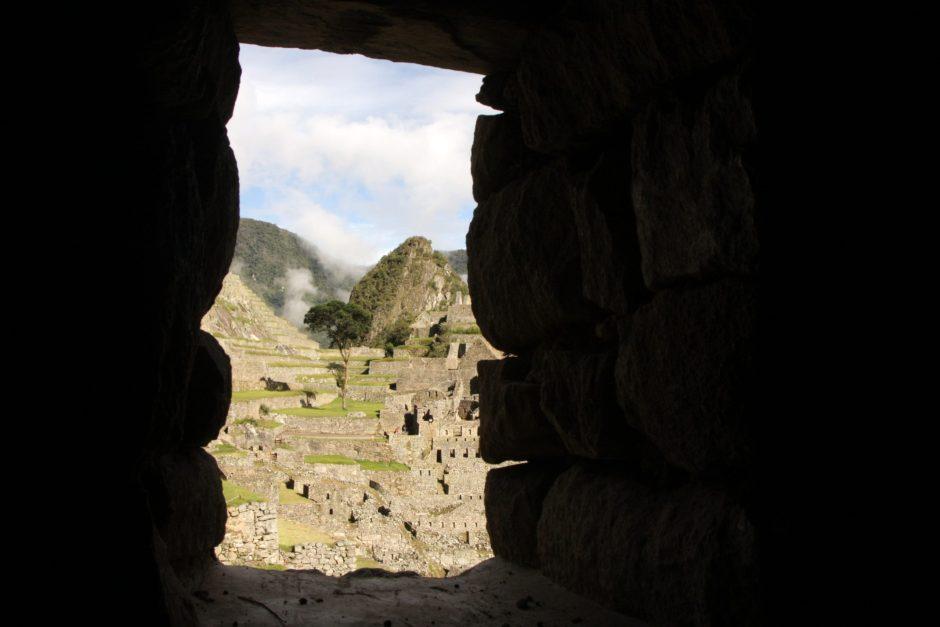Old Peak – Machu Picchu