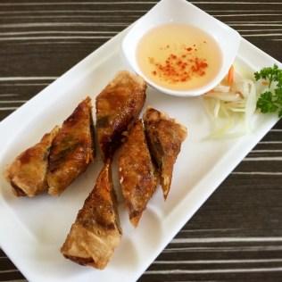 Authentic Vietnamese Nem Thit Rán